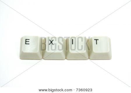 Exit Keys
