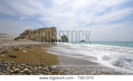 Aphrodite Birth Place In Cyprus