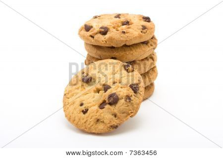 Choc Chip N Hazlenut Biscuits