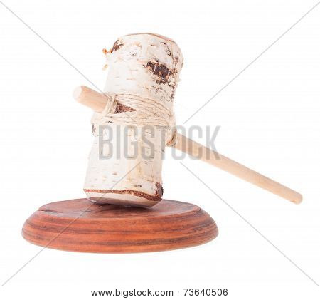 Farcical Judge Mallet And Soundboard