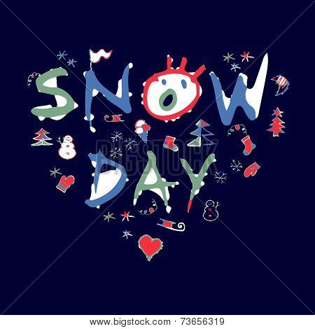 Love Snow Day