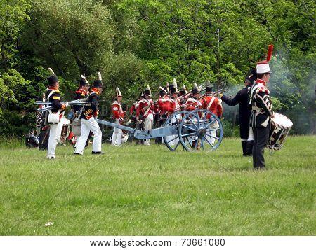 Stoney Creek Battlefield 2009