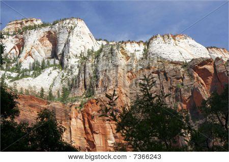 Zion NP, Utah, USA
