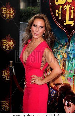 LOS ANGELES - OCT 12:  Kate del Castillo at the