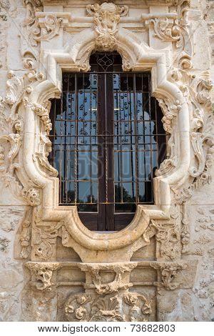 Rose Window Mission San Jose