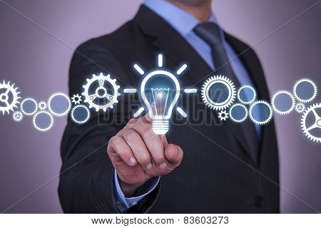 Idea Light Bulb