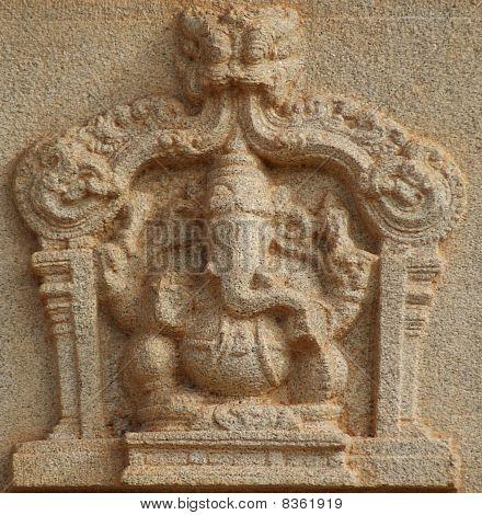 Ganesh Carving