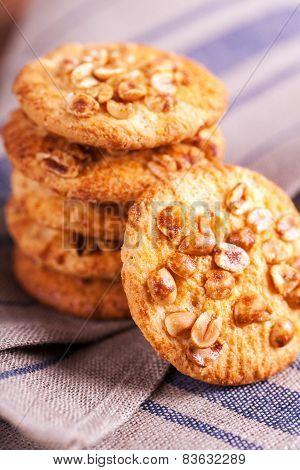 Peanut Chip Cookies