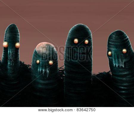 Field ghosts