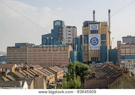 Sugar Refinery, London