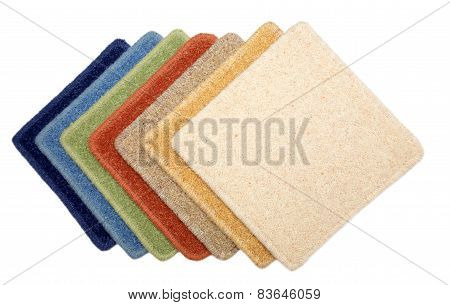 Samples Of Carpet