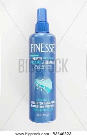 Finesse Hairspray