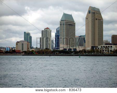 San Diego Bayfront