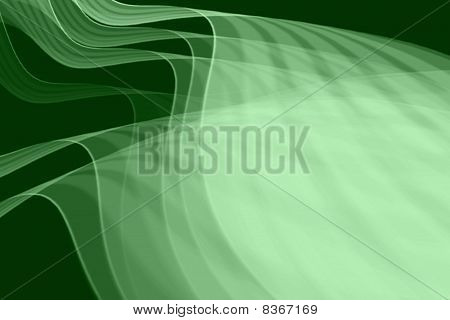 Abstract Mutli Light Bands