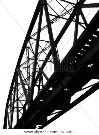 Dilapidated Railway Bridge