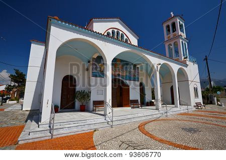 Greek orthodox church.