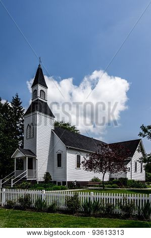 Milner Chapel in Langley