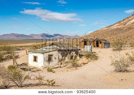 Ghost Town Rhyolite