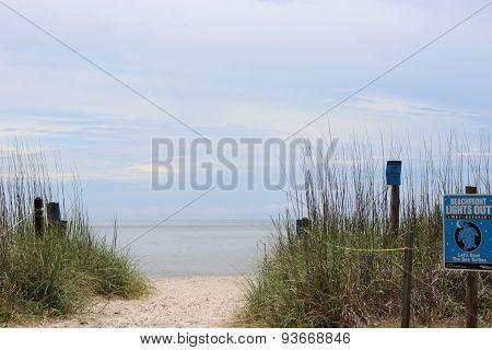 Edisto Beach South Carolina