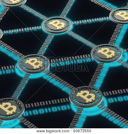 Bitcoin peer-to-peer network