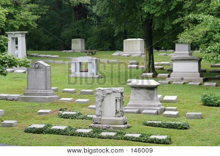 Beautiful Old Cemetery 1