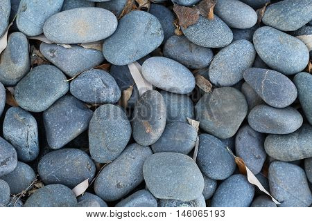 Gray river stones, great for background use