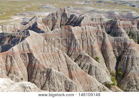 Badlands national parks