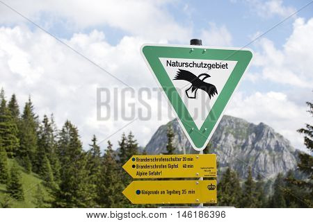 Nature Sign