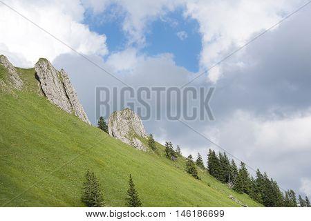 Rock At Tegelberg