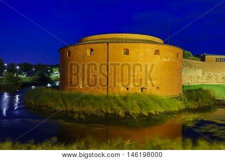 The Historical Malmo Castle