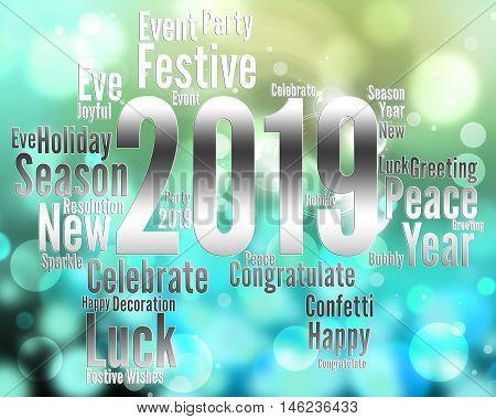 Twenty Nineteen Shows 2019 New Year Party