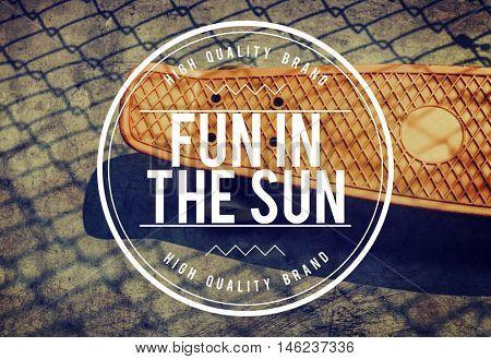 Sunshine Sun Summer Relax Chill Concept