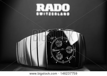 Rado Sintra Chrono, New Chronograph