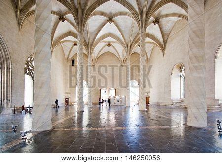 La Llotja Gothic Interior