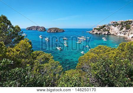 Mallorca Summer Mediterranean Seascape
