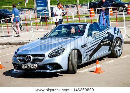 Mercedes-benz R172 Slc-class
