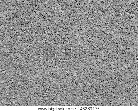Brown Concrete Pavement Background In Black And White