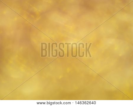 Gold pattern background yellow light natural background