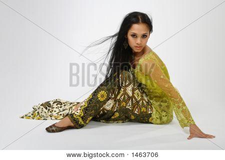 Menina Indonésia