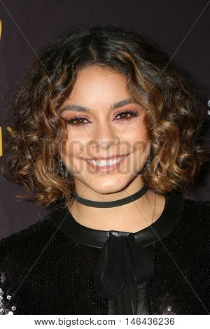 LOS ANGELES - SEP 8:  Vanessa Hudgens at the