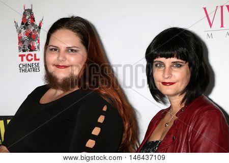 LOS ANGELES - SEP 7:  Dakota Cooke, aka Dakota The Bearded Lady, guest at the