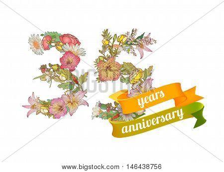 Thirty Five (35) Years Anniversary