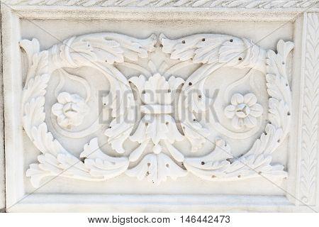 Symbols On Marble