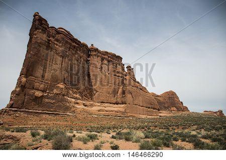 Moab Utah Arches National Parc Sand Rocks 2