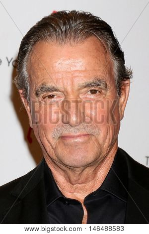 LOS ANGELES - SEP 8:  Eric Braeden at the Young and The Resltless 11,000 Show Celebration at the CBS Television City on September 8, 2016 in Los Angeles, CA