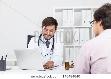 Visit To Family Doctor