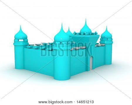 Beautiful King Castle
