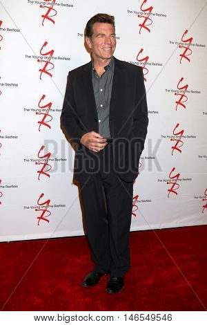 LOS ANGELES - SEP 8:  Peter Bergman at the Young and The Resltless 11,000 Show Celebration at the CBS Television City on September 8, 2016 in Los Angeles, CA