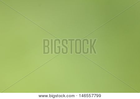 abstract Blurred Green Background or Gradient color