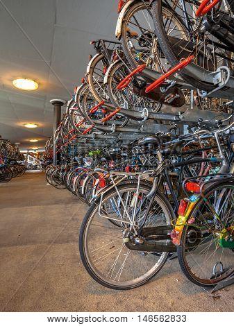 Cycle Parking Garage